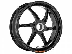 OZ Motorbike - OZ Motorbike Cattiva Forged Magnesium Rear Wheel: Ducati Panigale 1199-1299-V4-V2, M1200, Multistrada 1200-1260 - Image 1