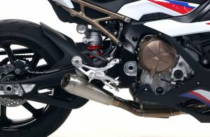 Arrow - Arrow Competition Low Full Exhaust System: BMW S1000RR 2020 - Image 1