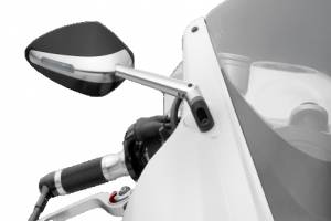 """RIZOMA - RIZOMA """"Veloce L"""" Mirrors With Turn Signals: Including the correct brackets- Ducati Panigale 959/1299 [Pair] - Image 1"""