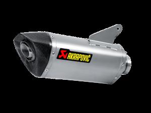 Akrapovic - Akrapovic Titanium Slip-On: Ducati Hypermotard 939/SP - Image 1