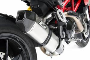 Zard - ZARD Penta Slip-On Exhaust System: Hypermotard 821 - Image 1