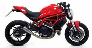 Arrow - Arrow Pro Race Exhaust: Ducati Monster 797 - Image 1