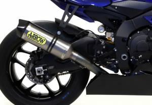 Arrow - Arrow Competition Full Exhaust: Yamaha R1/M/S '17-'19 - Image 1