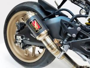Competition Werkes - Competition Werkes GP Race Exhaust: Yamaha R1 '15-'19 - Image 1