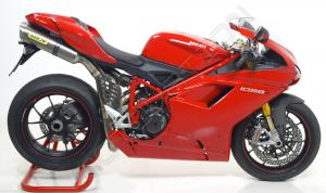 Arrow - Arrow Full Exhaust System: Ducati 1098R, 1198/S - Image 1