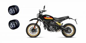 Clearwater Lights - Clearwater Lights Darla: Ducati Scrambler - Image 1