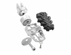 SW-Motech - SW-Motech EVO Adjustable Foot Peg Kit: Ducati Scrambler. Sixty2, Hypermotard 939-950, Multistrada 950-1200-1260 - Image 1