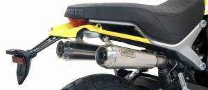 Arrow - Arrow Pro Race Exhaust: Ducati Scrambler 1100 - Image 1