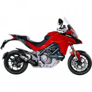 Leo Vince - LeoVince Stainless Steel Slip-On Exhaust: Ducati Multistrada 1260 - Image 1