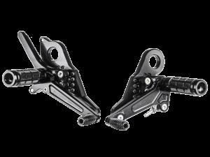Bonamici Racing - Bonamici Adjustable Billet Rearsets: Ducati Scrambler [Rider Portion Only] - Image 1