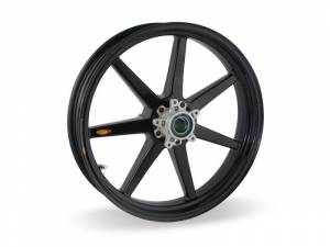 BST Wheels - BST 7 Spoke Front Wheel: Ducati 1098-1198, Streetfighter 1098, MTS1200-1260, S4R, S4RS, Hypermotard 796-1100 - Image 1