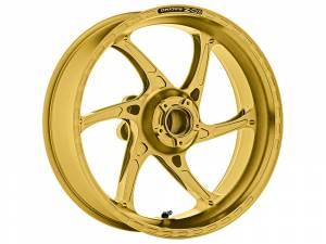 OZ Motorbike - OZ Motorbike GASS RS-A Forged Aluminum Rear Wheel: Honda CBR1000RR '04-'11 w/o ABS - Image 1
