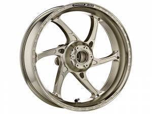 OZ Motorbike - OZ Motorbike GASS RS-A Forged Aluminum Rear Wheel: Kawasaki ZX6R, ZX-6RR, 636 '05-15 - Image 1