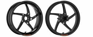 OZ Motorbike - OZ Motorbike Piega Forged Aluminum Wheel Set: Ducati 1098-1198, Multistrada 1200-1260, Monster 1200/S/R, SF1098, SS 939 - Image 1