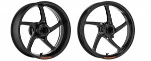 OZ Motorbike - OZ Motorbike Piega Forged Aluminum Wheel Set: Ducati Monster 821 - Image 1