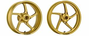 OZ Motorbike - OZ Motorbike Piega Forged Aluminum Wheel Set: Ducati Monster 900 '94-'99, 851-888 '91-'94, SS900 '91-'98 [All With 20mm Front Axle/17mm Rear Axle] - Image 1