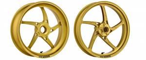 "OZ Motorbike - OZ Motorbike Piega Forged Aluminum Wheel Set [6.0"" Rear]: Ducati 848, Monster 796-1100-S4RS, SF848, HM 796-821-939-950-1100 - Image 1"