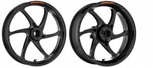 OZ Motorbike - OZ Motorbike GASS RS-A Forged Aluminum Wheel Set: Aprilia RSV 1000/R/ Factory, Tuono 1000R - Image 1