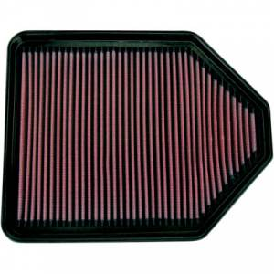 K&N - K&N Air Filter: Ducati Multistrada 620-1000-1100 - Image 1