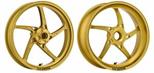 OZ Motorbike - OZ Motorbike Piega Forged Aluminum Wheel Set: Triumph Speed Triple '05-'07 - Image 1