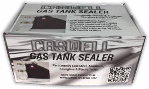 Caswell - Caswell Epoxy Gas Tank Sealer [Motorcycle Tanks - Up To 10 Gal] 1 Pint - Image 1