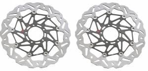 Braking - Braking Rotor Disk Kit: Ducati Monster 1200-821-796-797-1100EVO, Hypermotard, Diavel, Multistrada 1200-1260, Supersport 939 - Image 1