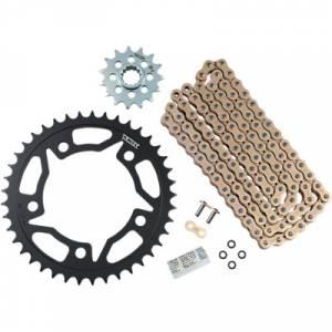 Vortex - Vortex Gold Chain Kit [Stock Gearing]: Honda CBR500R - Image 1