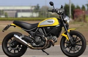 Aella - Aella Slip-On Exhaust : Ducati Scrambler 803 - Image 1