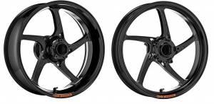OZ Motorbike - OZ Motorbike Piega Forged Aluminum Wheel Set: Suzuki GSXR1000 '01-'04 - Image 1