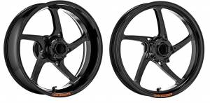 OZ Motorbike - OZ Motorbike Piega Forged Aluminum Wheel Set: Ducati Monster 695ie, 696, MTS620 - Image 1