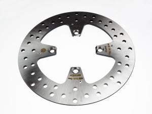 Brembo - Brembo Oro Series Rear Brake Rotor: Ducati Panigale 1199-1299-V4-V2, MTS 1200 '10-'14, Monster 1200, SF V4 - Image 1