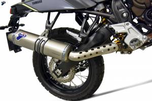 Termignoni - Termignoni Relevance Slip-on Exhaust: Yamaha Tenere 700 - Image 1