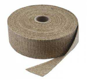 Thermo Tec - THERMO-TEC Exhaust Insulating Wrap: Natural 2 inch - Image 1