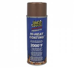 Thermo Tec - Thermo-Tec Wrap Spray Coating: Copper - Image 1
