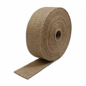 """Thermo Tec - Thermo-Tec Exhaust Wrap 1"""" x 50"""": Natural - Image 1"""