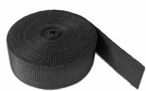 "Thermo Tec - Thermo-Tec Exhaust Wrap 1"" x 50 ft: Black - Image 1"