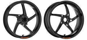 OZ Motorbike - OZ Motorbike Piega Forged Aluminum Wheel Set: BMW K1200-1300S/R/GT - Image 1