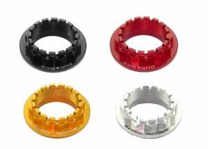 Ducabike - Ducabike Billet Aluminum Wheel Nut: 1098-1198, SF1098-V4, MTS 1200-1260, 1199-1299-V4-V2, M1200, Supersport 939 - Image 1