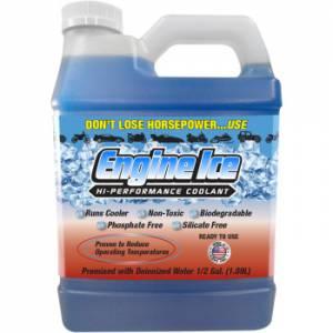 Engine Ice - Engine Ice Coolant 1/2 Gallon - Image 1