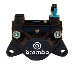 Brembo - BREMBO Rear Caliper P32F- 32mm Piston 20.5161.81 [Black] - Image 1