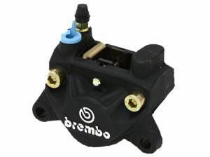 Brembo - BREMBO Rear Caliper P32F [Black] 32mm Piston - Image 1