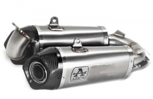 Arrow - Arrow Works Titanium Exhaust: Ducati Panigale V2 - Image 1