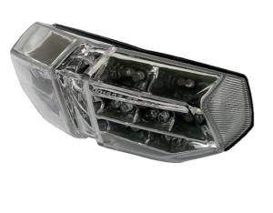 Competition Werkes - Competition Werkes Integrated Tail Light/Turn Signal: Streetfighter: Shadow - Image 1