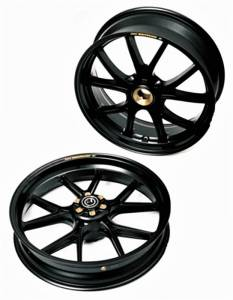 "Marchesini - MARCHESINI Forged Magnesium Wheels: Ducati 748,916,996,998 [With 6.0"" Rear] - Image 1"
