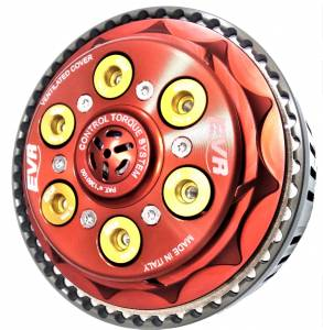 EVR - EVR Ducati CTS Slipper Clutch Complete with 48T Organic Plates and Basket[Latest Style] - Image 1