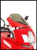SR Windscreen MS 620