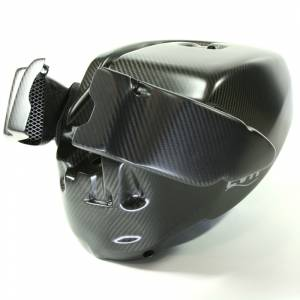 EVR - EVR Carbon Fiber Airbox with Air Filters & Intake Tubes: Streetfighter - Image 1