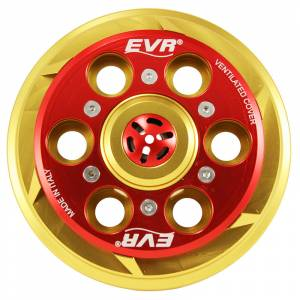 EVR - EVR Ducati Vented Clutch Pressure Plate For Non-Slipper Clutches - Image 1