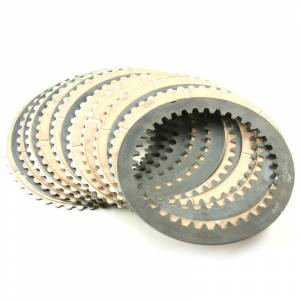 EVR - EVR Ducati 48T Sintered Clutch Plates for Kit CDU-220KS & EVR Slipper Clutches [Replacement 36.5mm Slipper Clutch Pack]