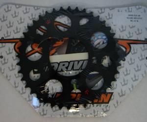 Driven - DRIVEN ALU Rear Sprocket: OEM 749/999